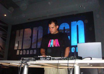 Las noches de Salsaloneta en Habana Barcelona 2009