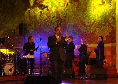 Concierto Gilberto Santa Rosa Palau de la Musica 2008