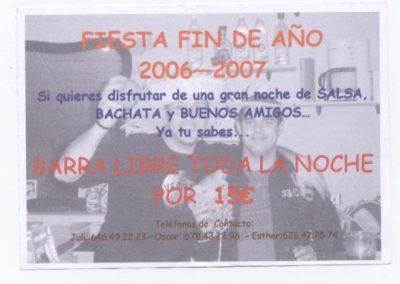 Fin de año 2006