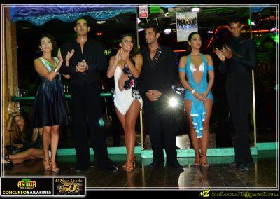 Concurso bailarines EGC en Antilla 2012
